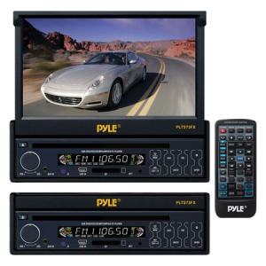 Pyle Car DVD Player PLTS73FX