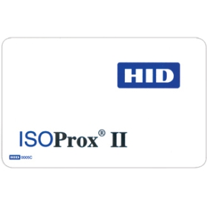 HID ISOProx II Security Card 1386LGGAN 1386