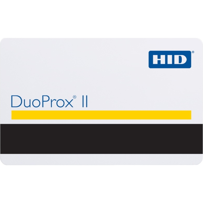 HID DuoProx II Security Card 1536LGGMN 1536