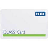 HID iCLASS Security Card 2002PGGMN 200X
