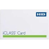 HID iCLASS Security Card 2002PGGMV 200X