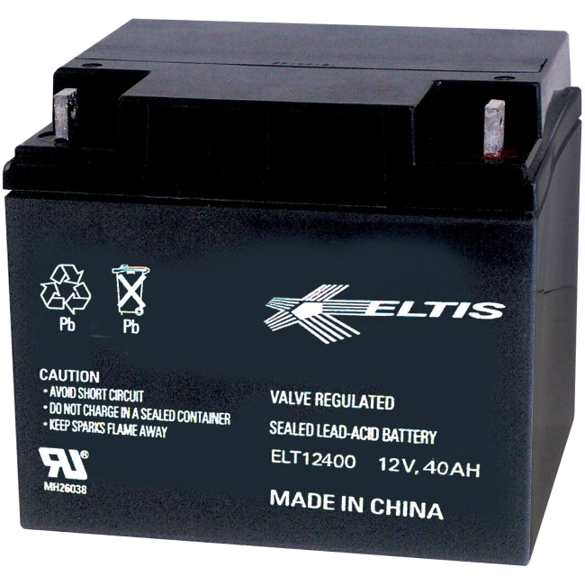 Altronix Security Device Battery BT1240