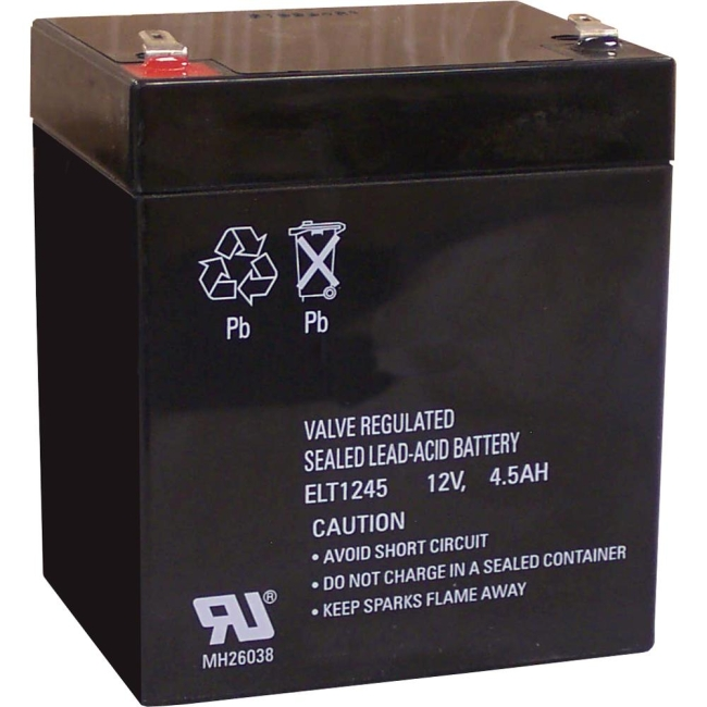 Altronix Security Device Battery BT124
