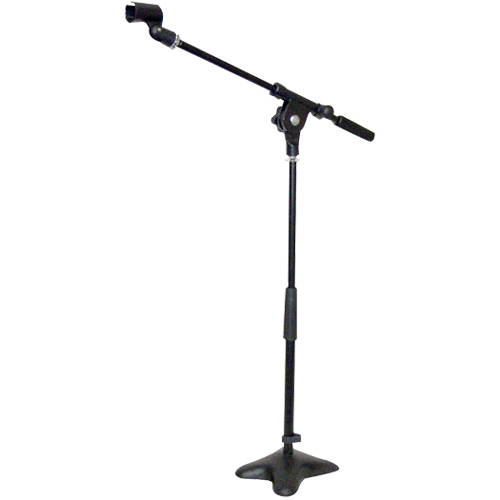 Pyle Compact Base Microphone Stand PMKS7