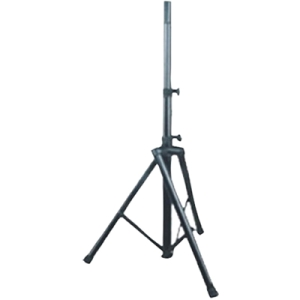 PylePro 2-Way Anodized Aluminum Tripod Speaker Stand with Metal Lock PSTND5