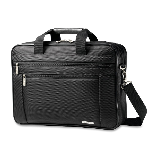 Samsonite Classic 2 Gusset Notebook Case 43269-1041