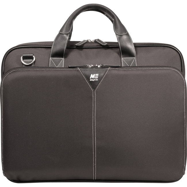Mobile Edge Select Nylon Laptop Briefcase MEBCNS1