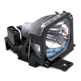 V7 200 W Replacement Lamp for Epson EMP-600, 800 and 810 Replaces Lamp ELPLP15 VPL014-1N