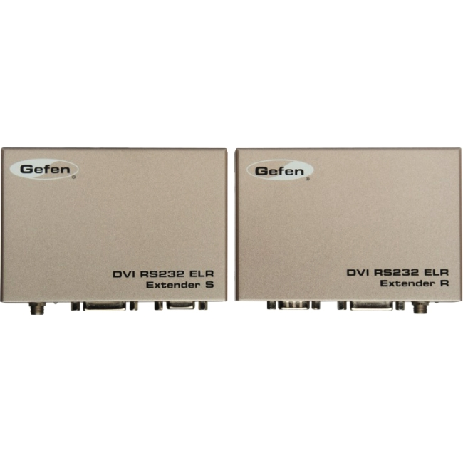 Gefen Video Console/Extender EXT-DVI-CAT5-ELR