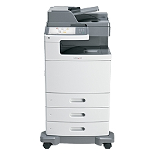 Lexmark Multifunction Printer Government Compliant 3064209 X792DTE