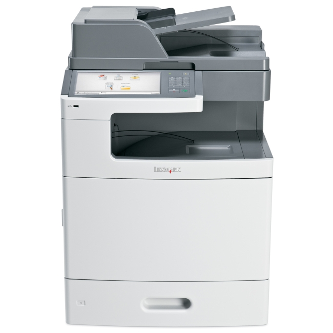 Lexmark Multifunction Printer Government Compliant 47BT059 X792DE