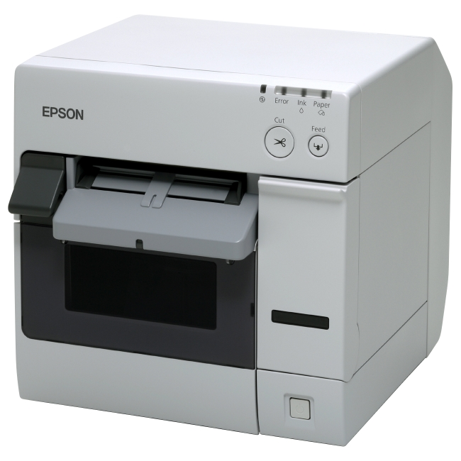 Epson SecurColor Label Printer C31CA26011 TM-C3400