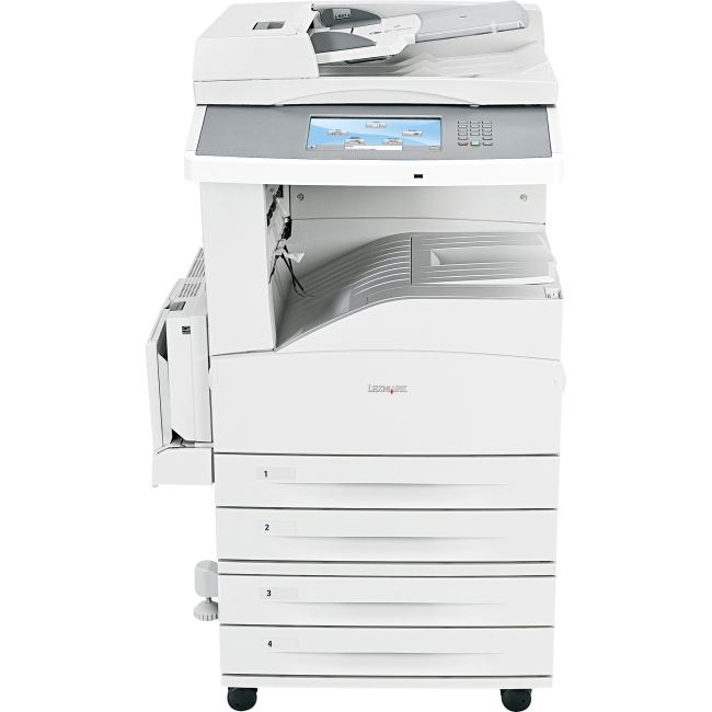 Lexmark Multifunction Printer 19Z4140 X862DTE 4