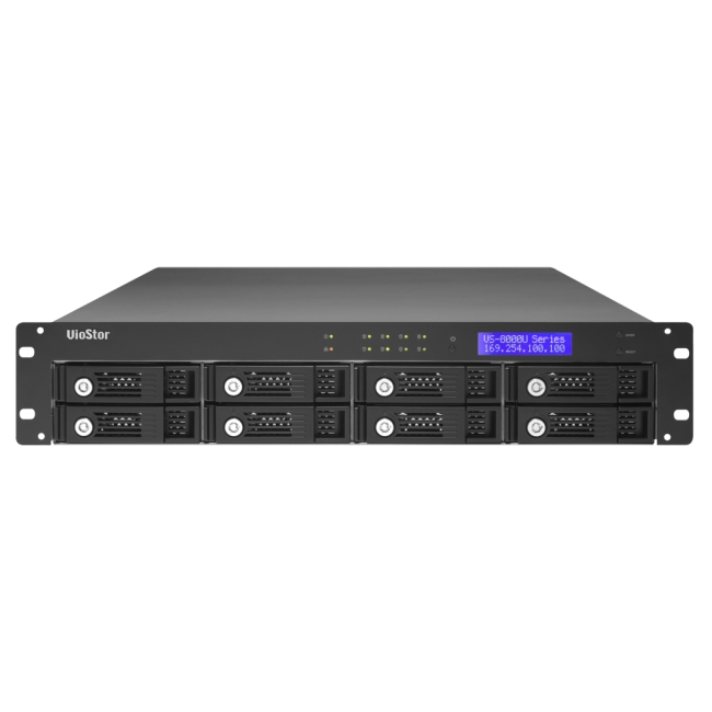 QNAP VioStor 24-Channels Digital Video Recorder VS-8024U-RP-US VS-8024U-RP