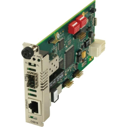 Transition Networks C6010 Media Converter C6010-1014