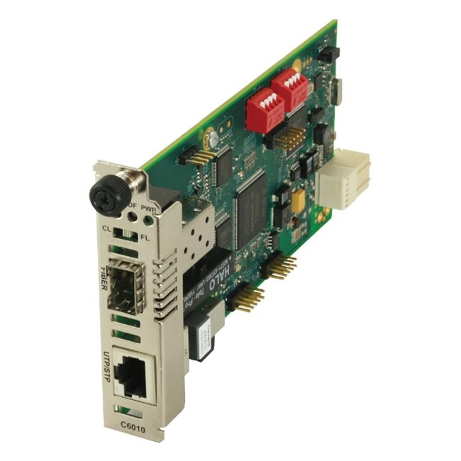 Transition Networks C6010 Media Converter C6010-1040