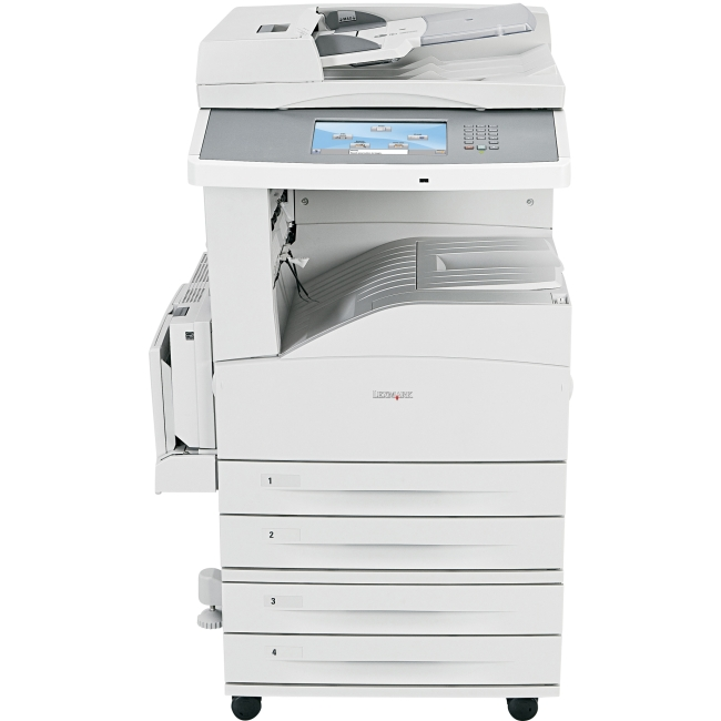 Lexmark Multifunction Printer 19Z4147 X862DTE 4