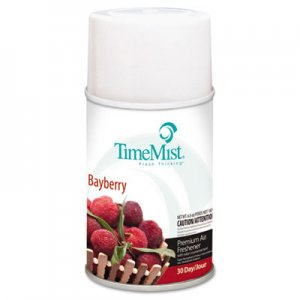 TimeMist Metered Fragrance Dispenser Refill, Bayberry, 6.6 oz, Aerosol TMS1042705EA 1042705EA