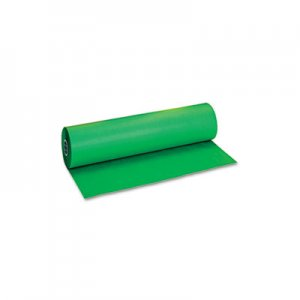 "Pacon Decorol Flame Retardant Art Rolls, 40 lbs., 36"" x 1000 ft, Tropical Green PAC101202 5980"