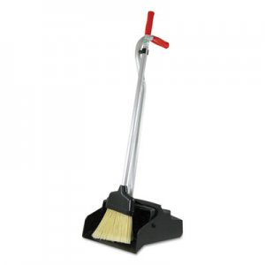 Rubbermaid Commercial Duster Brush W Plastic Dustpan