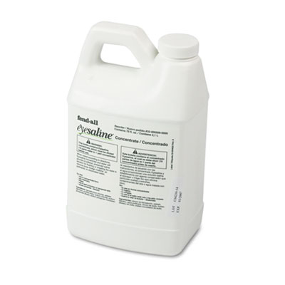 Honeywell Fendall Eyesaline Porta Stream I Refill, 70oz Bottles, 6/Carton FND320005090000 203-32-000509-0000