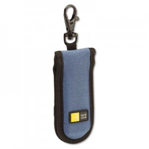 Case Logic USB Drive Shuttle, Holds 2 USB Drives, Blue JDS-2BBK CLGJDS2BBK JDS-2