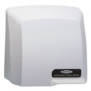 Bobrick Compact Automatic Hand Dryer, 115V, Gray BOB710 710