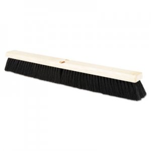 "Boardwalk Floor Brush Head, 2 1/2"" Black Tampico Fiber, 24"" BWK20224"