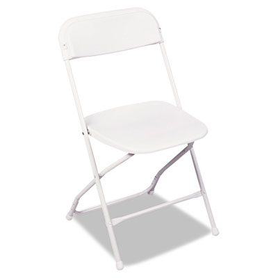 Cosco Stack Rental Folding Chair 60-672WHT4 CSC60672WHT4