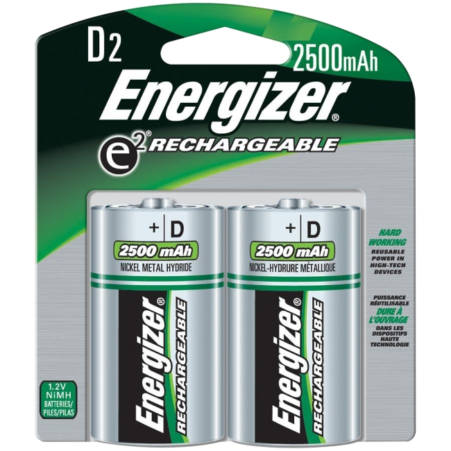 Energizer General Purpose Battery NH50BP-2