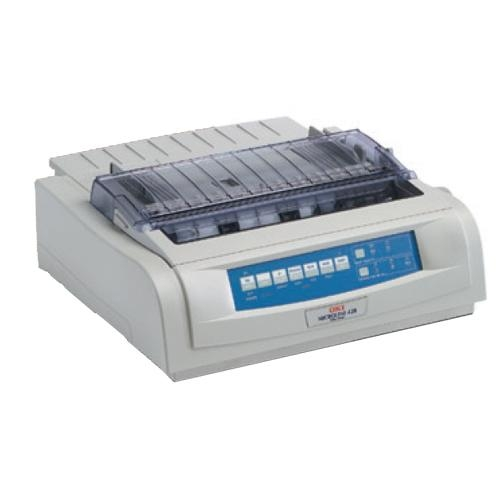 Oki MICROLINE 420n Dot Matrix Printer 62418703 420N