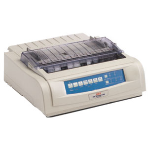 Oki MICROLINE Dot Matrix Printer 62418901 490