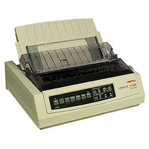 Oki MICROLINE Turbo Dot Matrix Printer 62412001 391