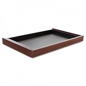 Alera Valencia Series Center Drawer, 24 1/2w x 15d x 2h, Mahogany ALEVA312414MY