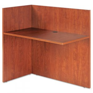 Alera Valencia Reversible Reception Return, 44w x 23 5/8d x 41 1/2h, Med Cherry ALEVA324424MC