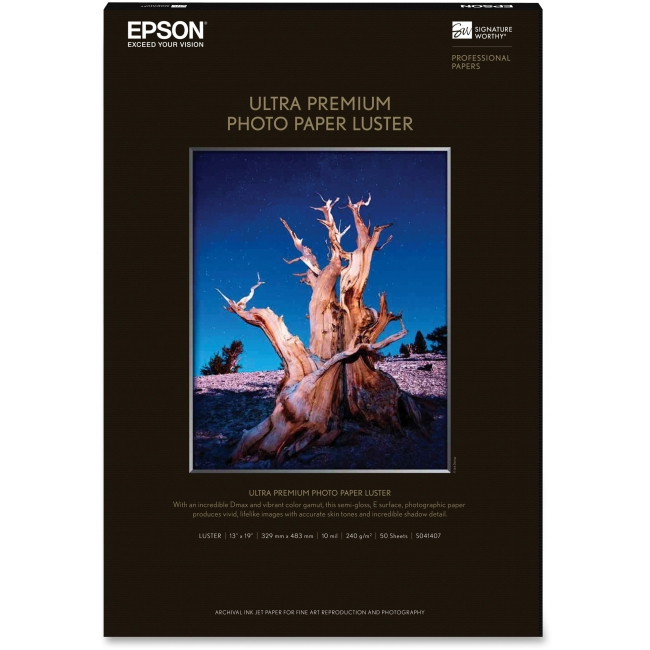 Epson Photographic Papers S041407