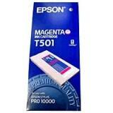 Epson Magenta Ink Cartridge T501011
