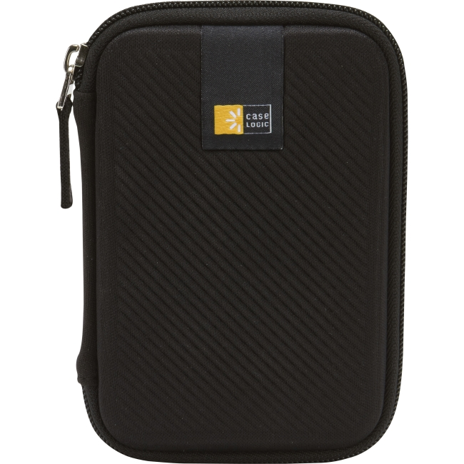 "Case Logic 2.5"" Portable Hard Drive Case EHDC-101BLACK EHDC-101"