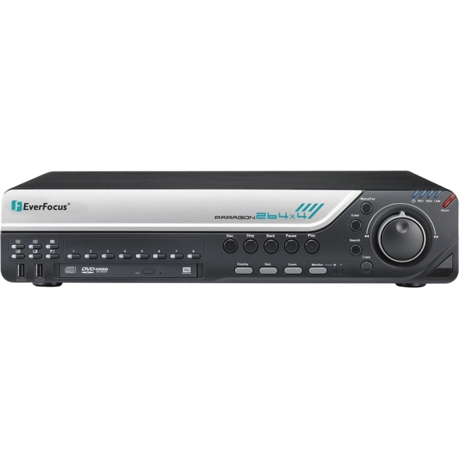 EverFocus Paragon264 Professional Video Recorder EPARA264-16X4R/2T