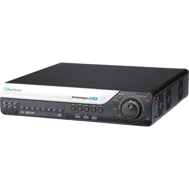 EverFocus Paragon HD Professional Video Recorder EPHD08/4T EPHD08/4