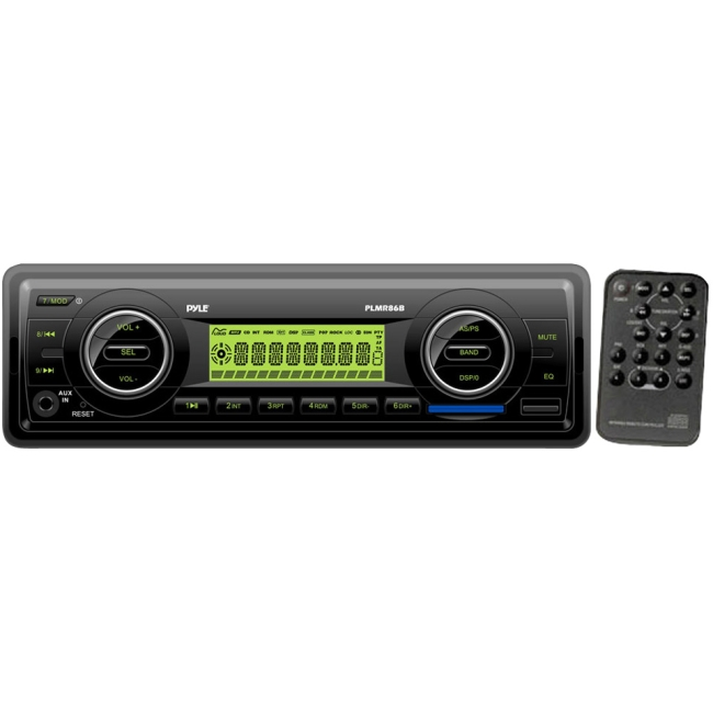 Pyle Car Flash Audio Player PLMR86B