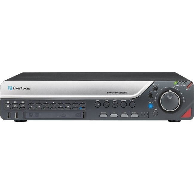 EverFocus Paragon HD Professional Video Recorder EPHD08/8T EPHD08/8