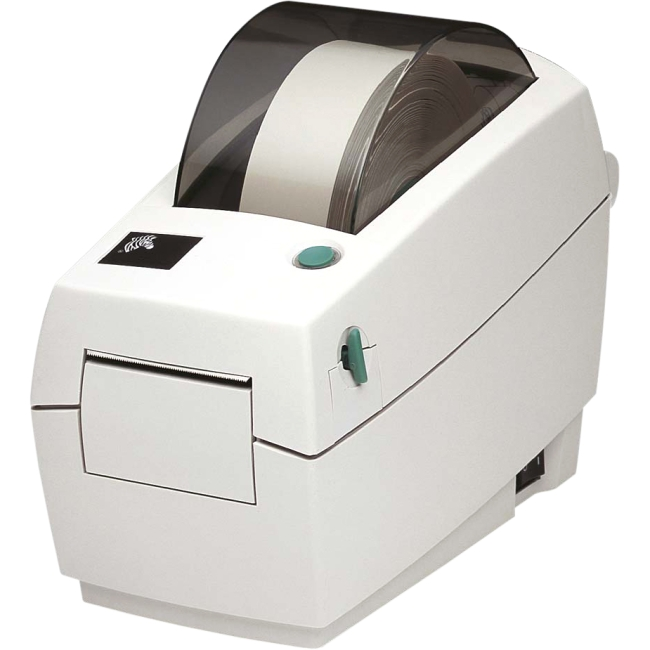 Zebra Label Printer 282P-201510-040 LP 2824 Plus