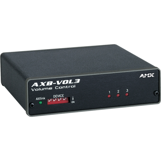 AMX Audio Control Device FG5756 AXB-VOL3