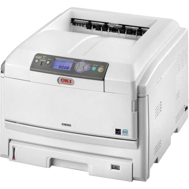 Oki LED Printer 91676705 C830DTN