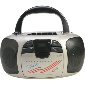 Califone Spirit Multimedia Stereo Player/Recorder 1776