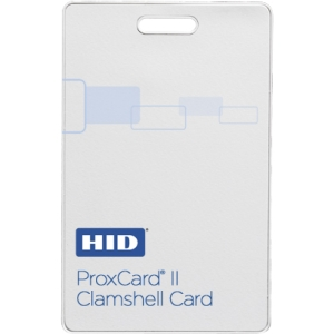 HID ProxCard II Security Card 1326NMSNV