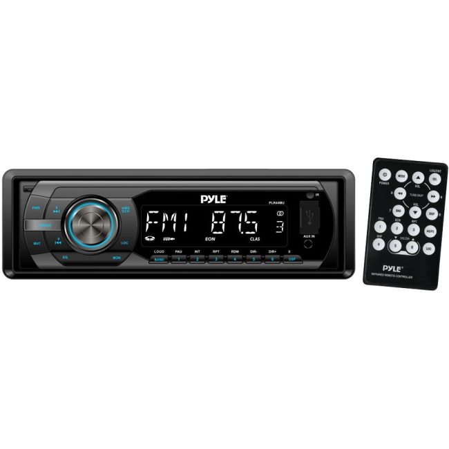 Pyle Car Flash Audio Player PLR44MU