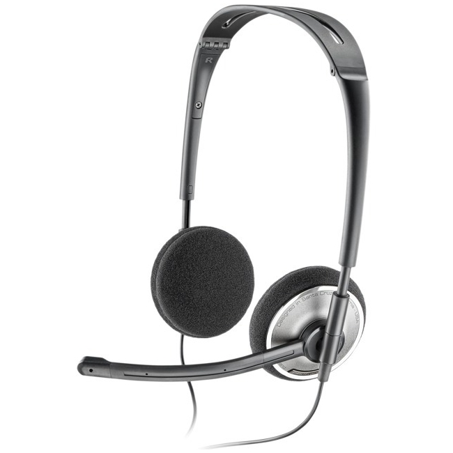 Plantronics .Audio Headset 81962-21 478