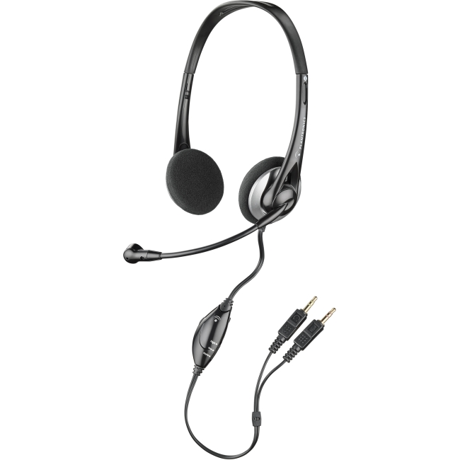 Plantronics .Audio Stereo Headset 80933-11 326
